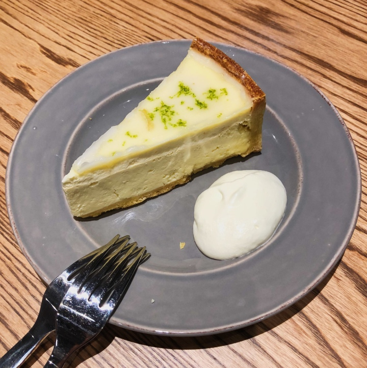 Coppii Lumii 冉冉生活 檸檬起司蛋糕   Lemon Cheesecake