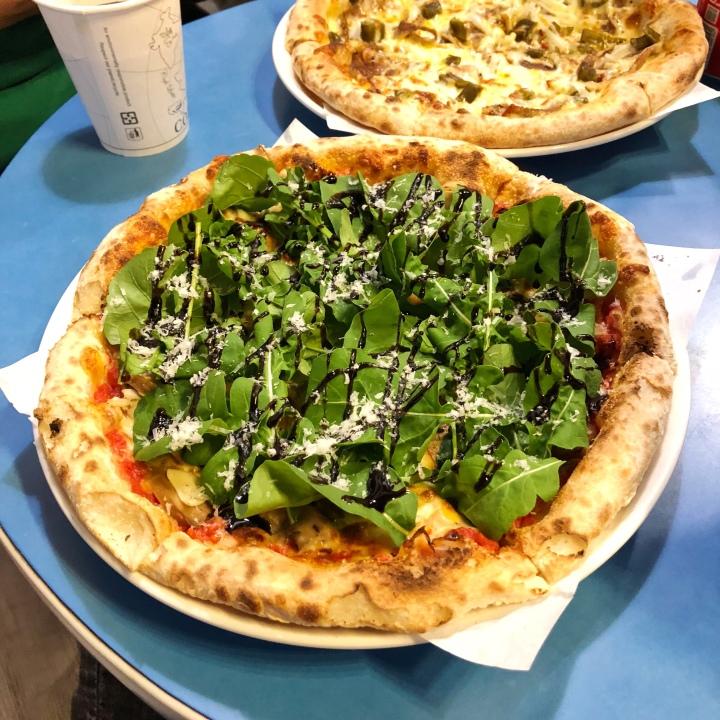 猛司披薩 Monster Pizza