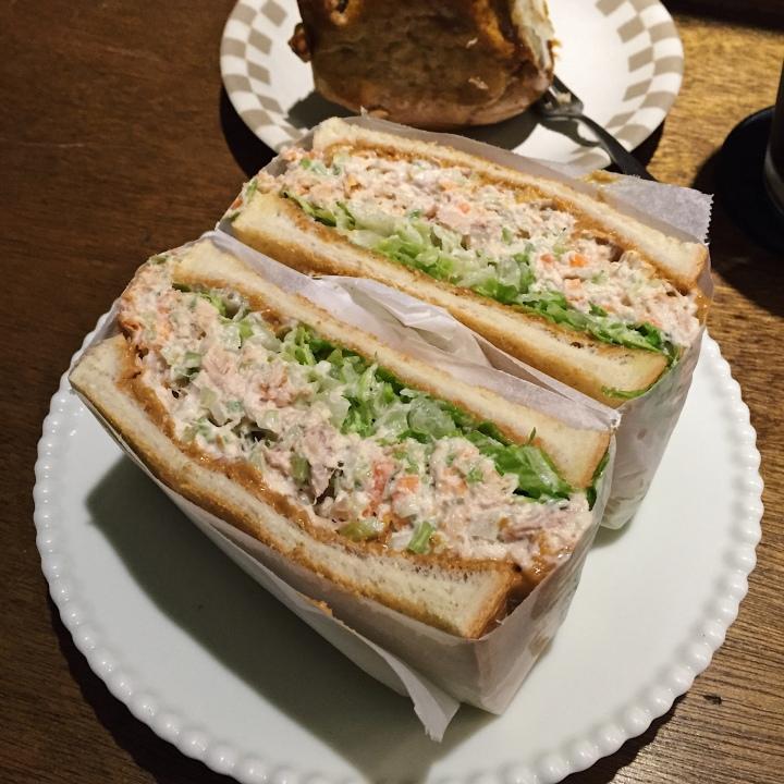 Fly's Kitchen 鮪魚沙拉三明治