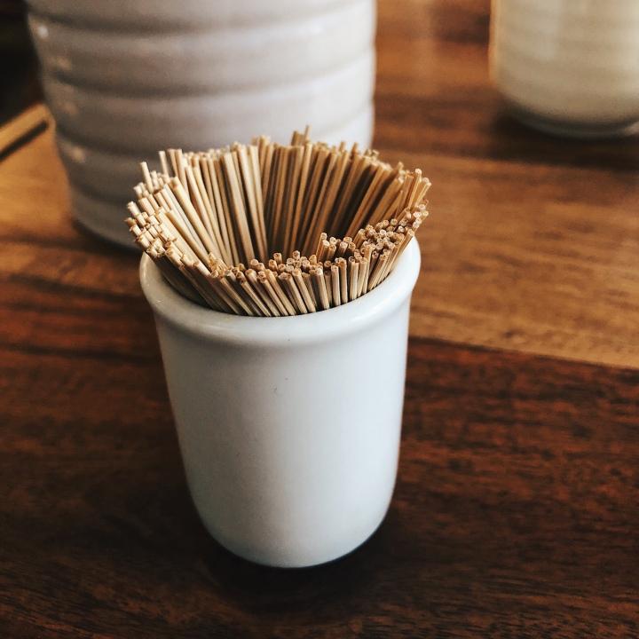 Bánh đa cua Dì Lý Toothpick