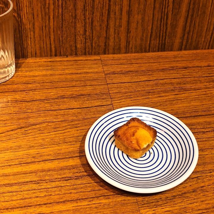 創作拉麵悠然 方方サンドイッチ