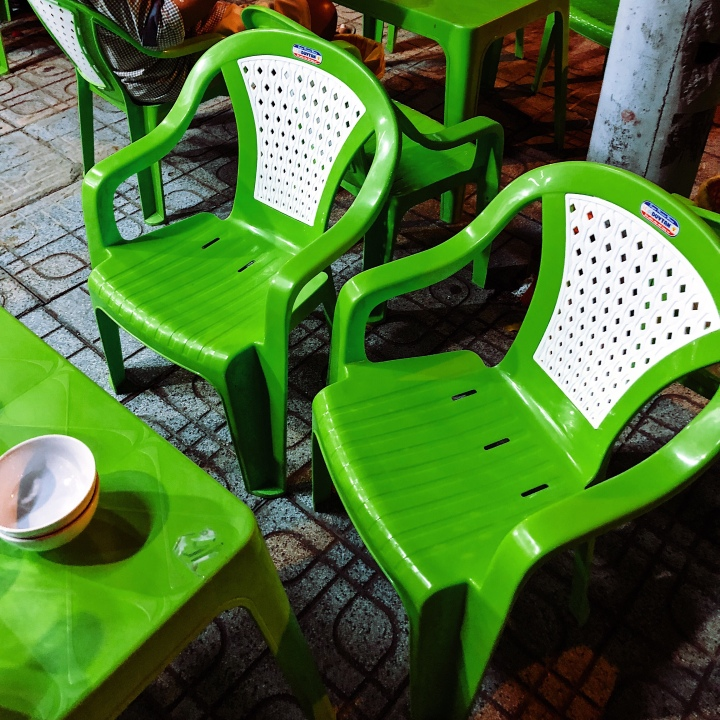 Cậu Ba Quán Outdoor Seating